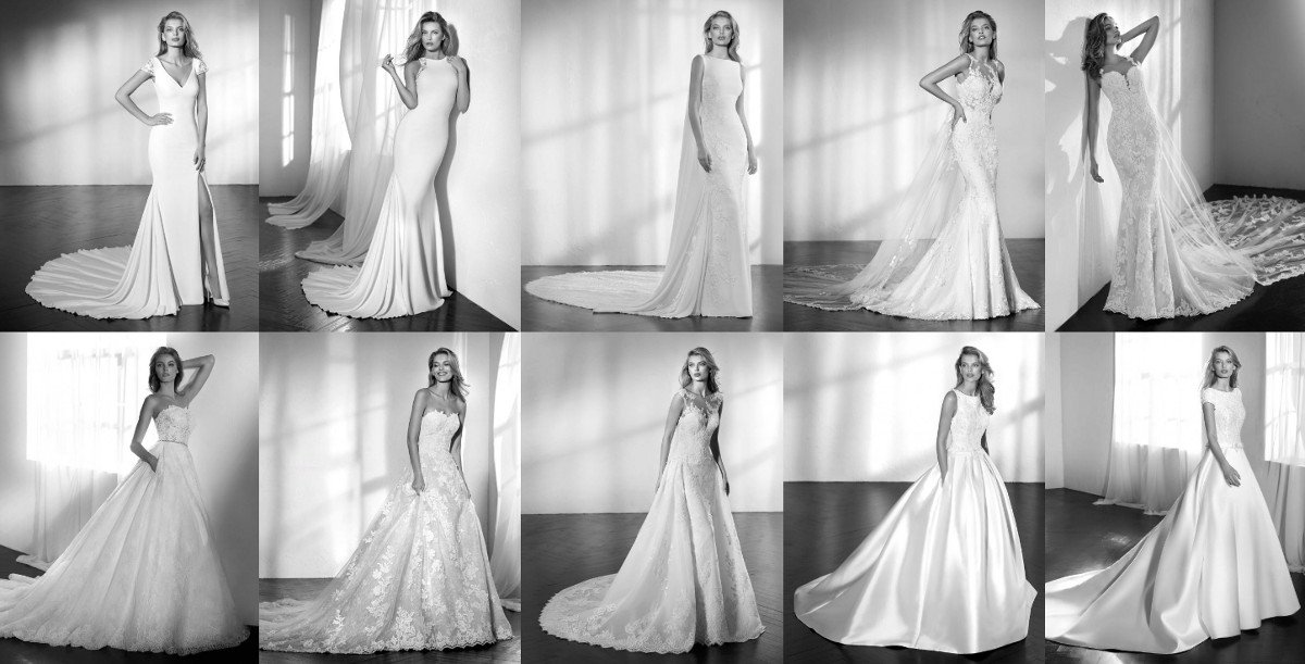 Vestidos de novia exclusivos madrid