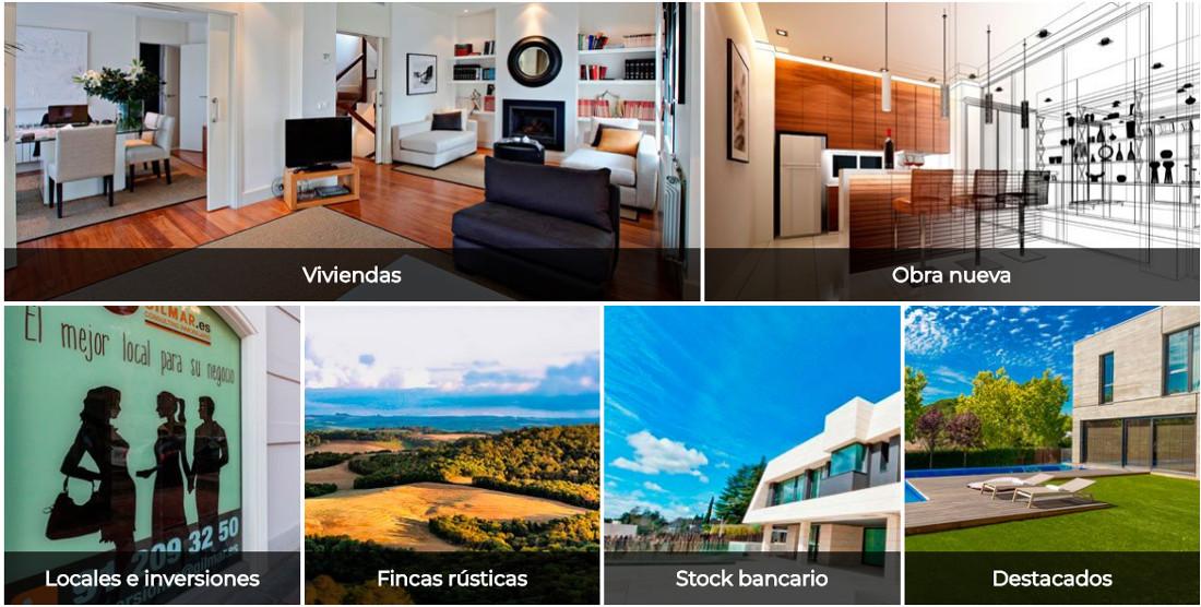 inmobiliarias en Madrid