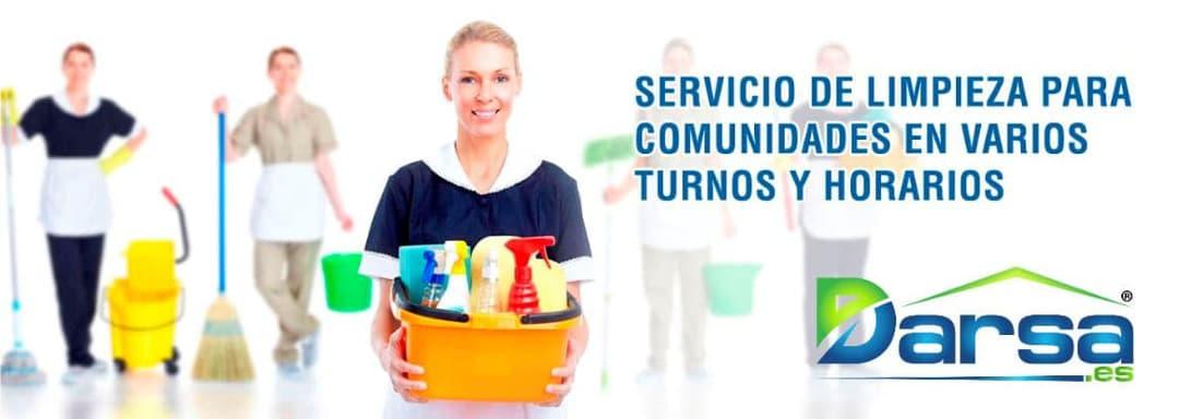 Darsa empresa de limpieza en Madrid