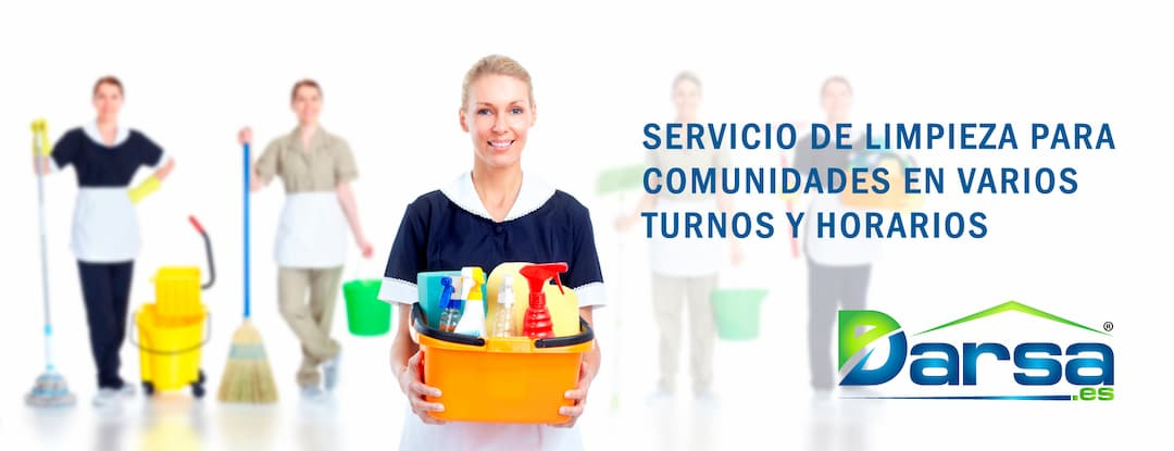Darsa empresa limpieza Madrid