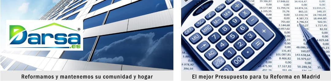 Darsa empresa reformas Madrid