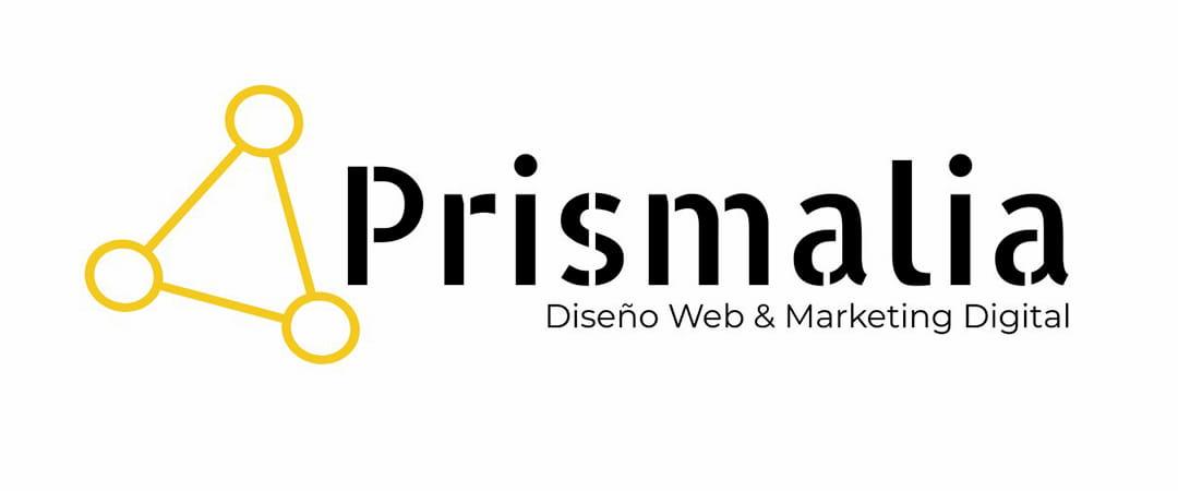 Prismalia Diseño web Madrid