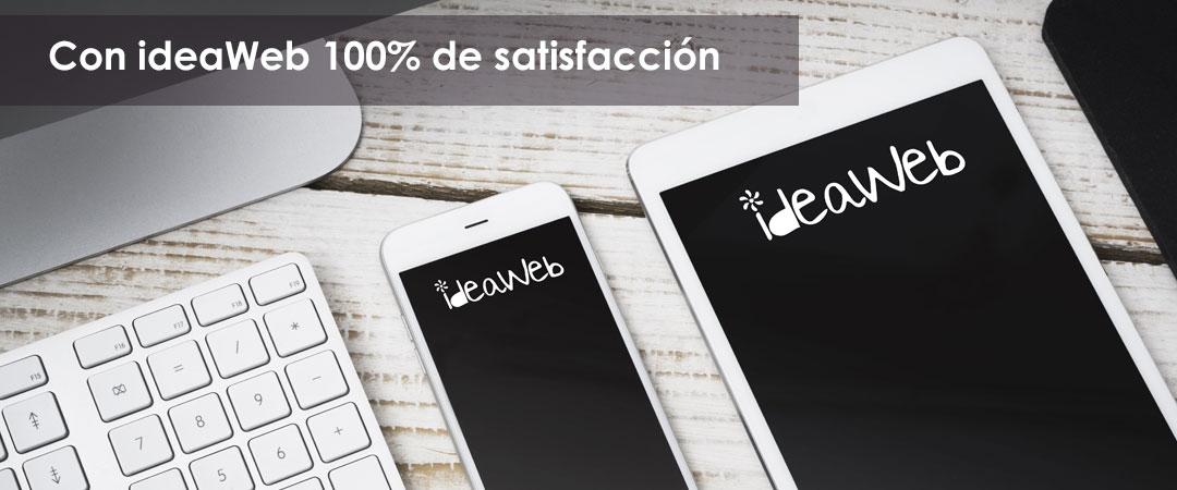 Idea web Madrid, diseñadores web